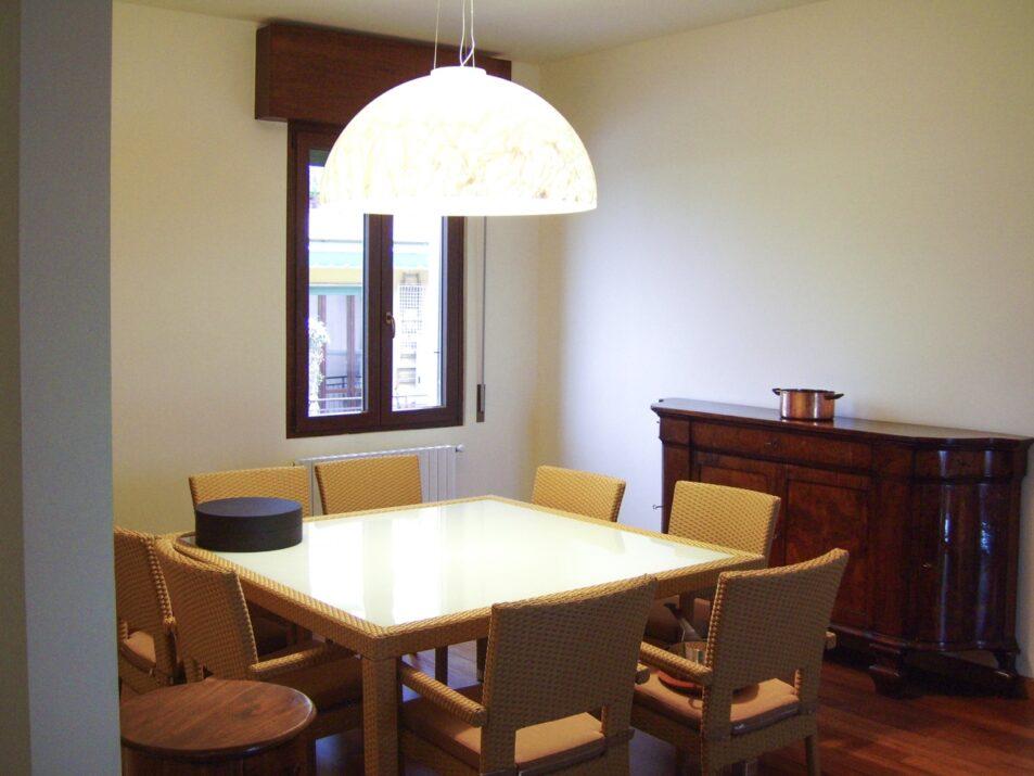 Contract per appartamento dentro Chervò Golf